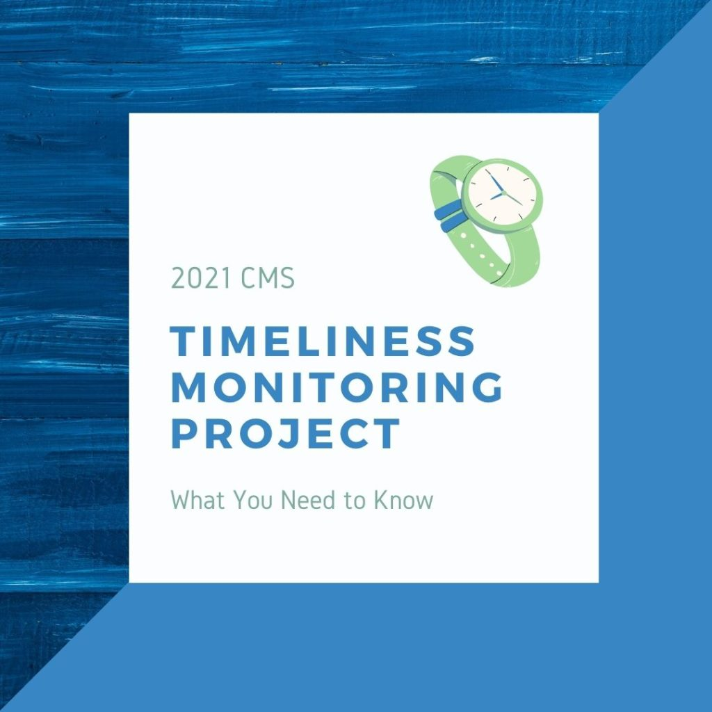 Timeliness Monitoring Project